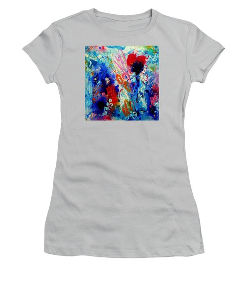 Pocket Full Of Horses 1 Women's T-Shirt (Athletic Fit)