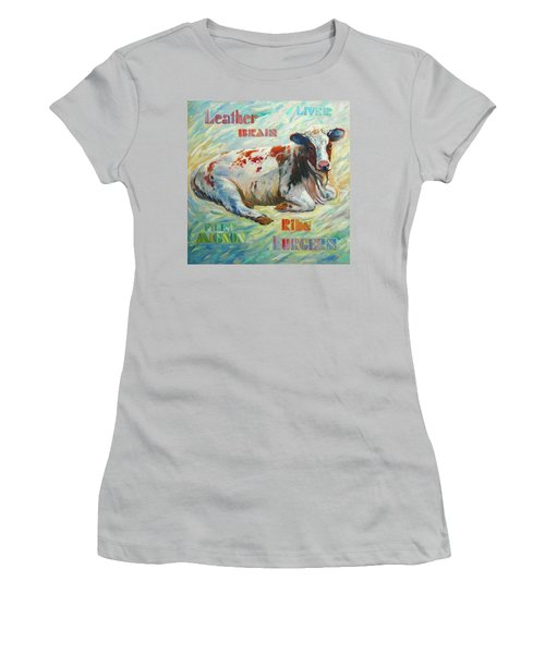 Poor Miss Bessie Women's T-Shirt (Athletic Fit)