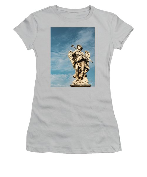Potaverunt Me Aceto Women's T-Shirt (Athletic Fit)