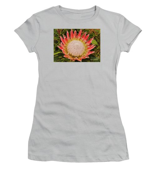 Protea I Women's T-Shirt (Athletic Fit)