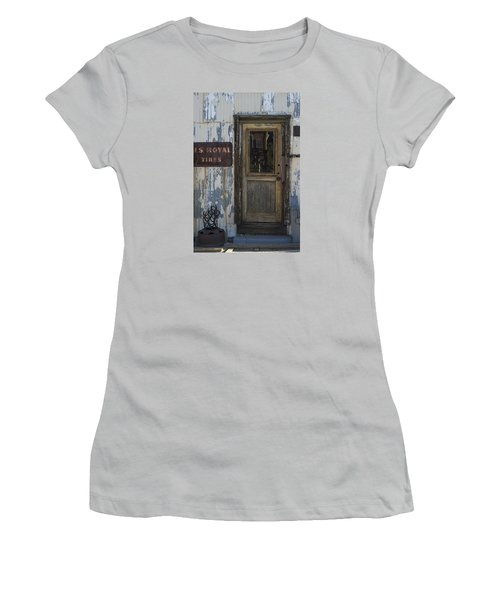 Randsburg Door No. 2 Women's T-Shirt (Athletic Fit)