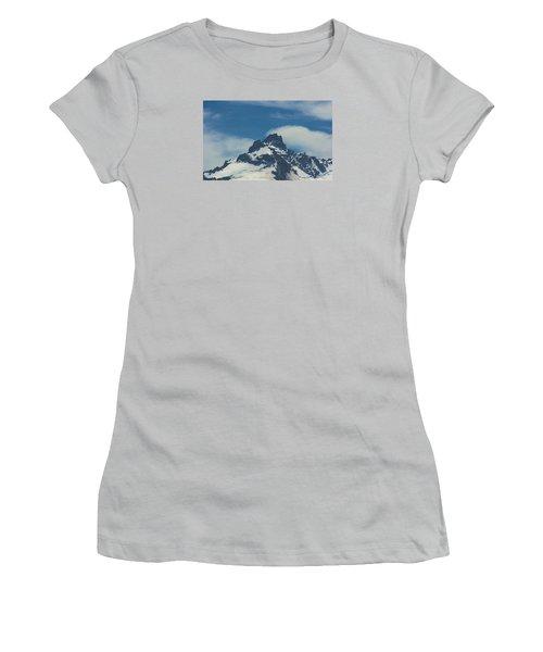 Razor Women's T-Shirt (Junior Cut) by John Rossman