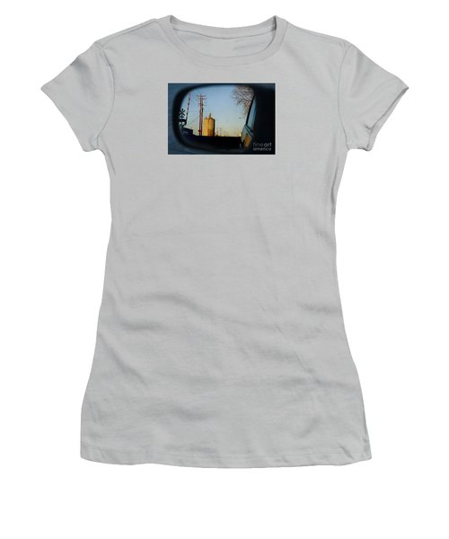 Rear View - The Places I Have Been Women's T-Shirt (Junior Cut) by David Blank
