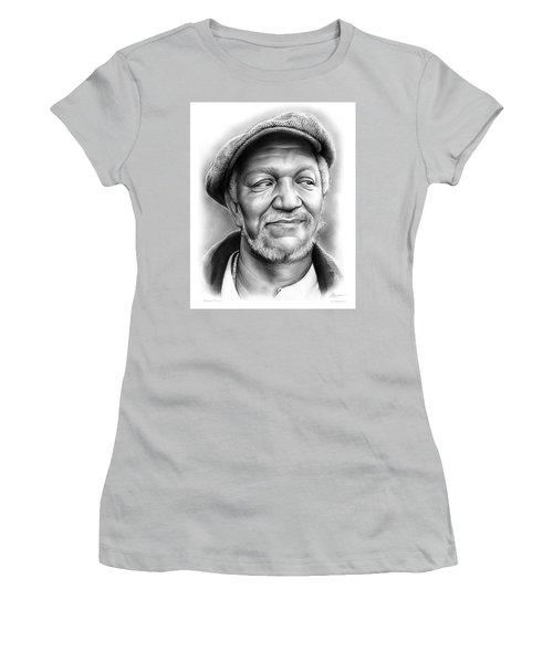 Redd Foxx Women's T-Shirt (Athletic Fit)