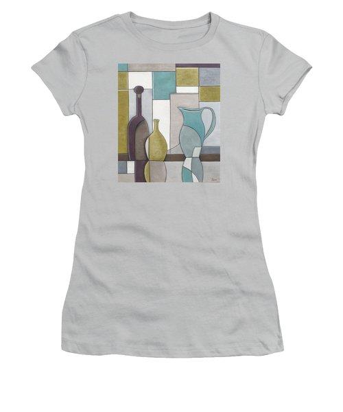 Reflectivity Women's T-Shirt (Junior Cut) by Trish Toro