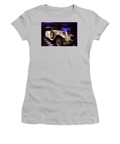 Renault 40cv Women's T-Shirt (Athletic Fit)