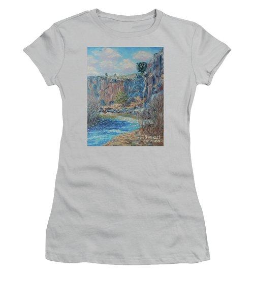 Rio Hondo Women's T-Shirt (Athletic Fit)