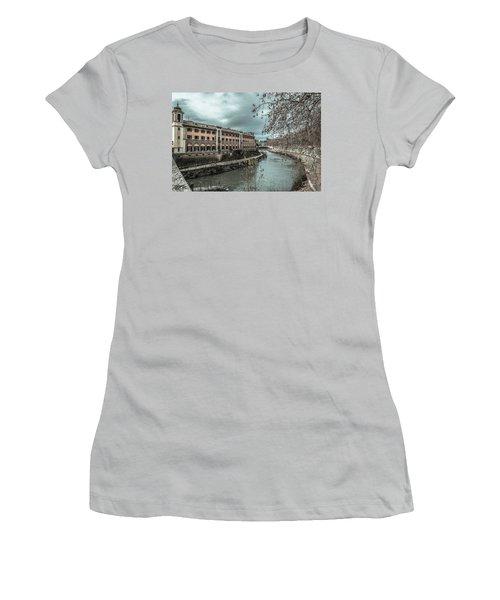 River Tiber Women's T-Shirt (Athletic Fit)