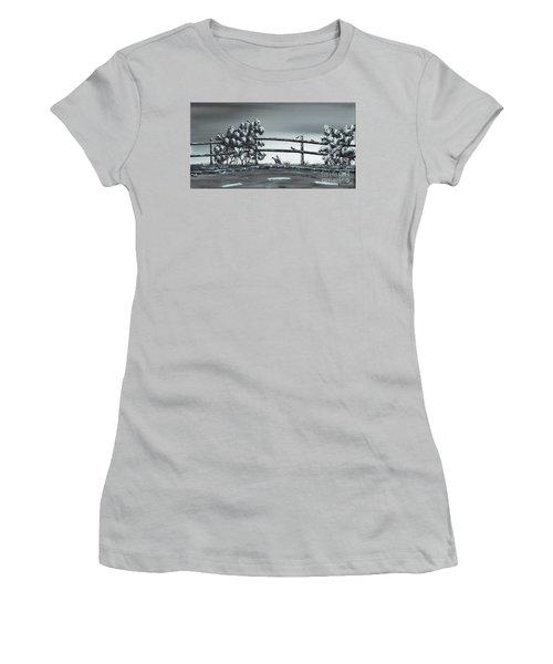Road Runner. Women's T-Shirt (Junior Cut) by Kenneth Clarke