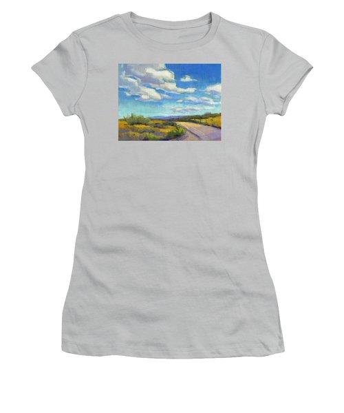 Road Trip Women's T-Shirt (Athletic Fit)