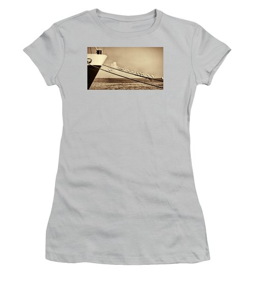 Sailors V2 Women's T-Shirt (Junior Cut)