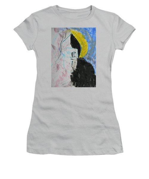 Saint Charbel Women's T-Shirt (Athletic Fit)