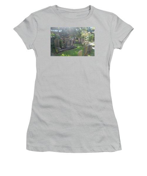 Saint Phillips Cemetery 4 Women's T-Shirt (Athletic Fit)
