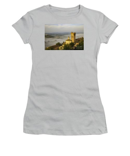 San Miniato Women's T-Shirt (Athletic Fit)