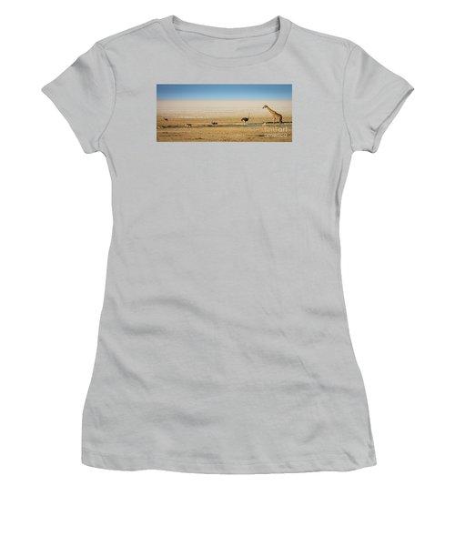 Savanna Life Women's T-Shirt (Athletic Fit)