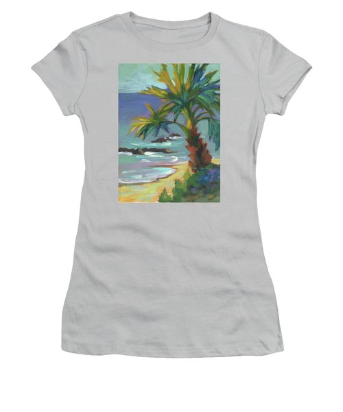 Sea Breeze Women's T-Shirt (Athletic Fit)