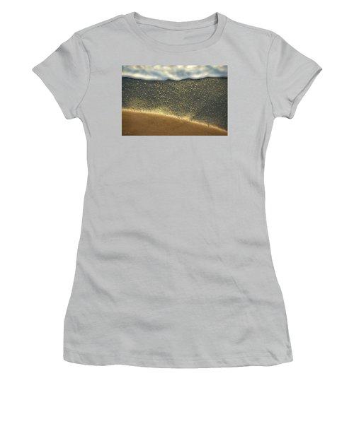 Sea Foam #2 Women's T-Shirt (Athletic Fit)