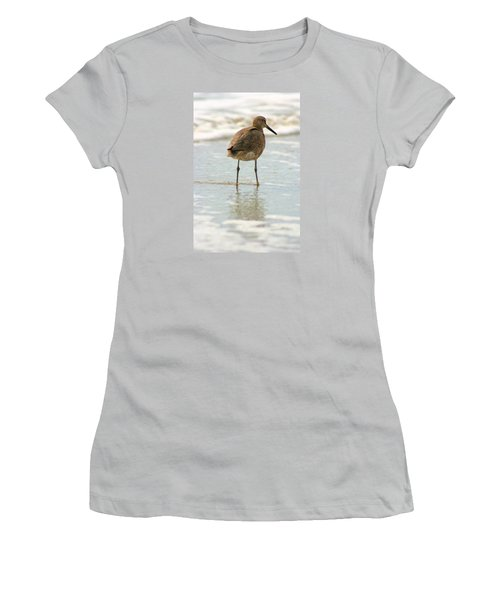 Sea Shore Stroller Women's T-Shirt (Athletic Fit)