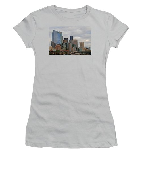 Seattle  Women's T-Shirt (Athletic Fit)