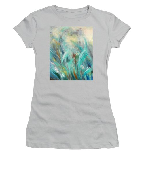 Seaweeds Women's T-Shirt (Athletic Fit)