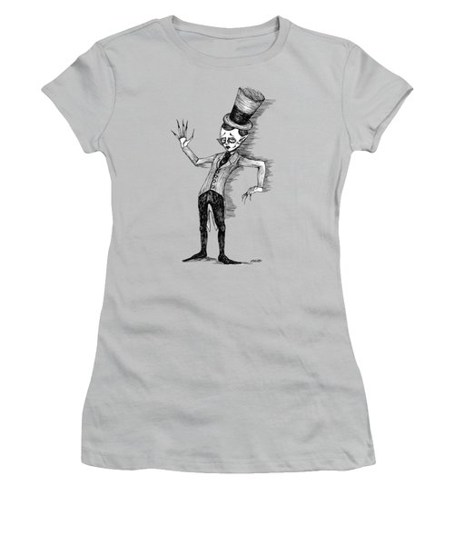 Side Show Performer Women's T-Shirt (Athletic Fit)
