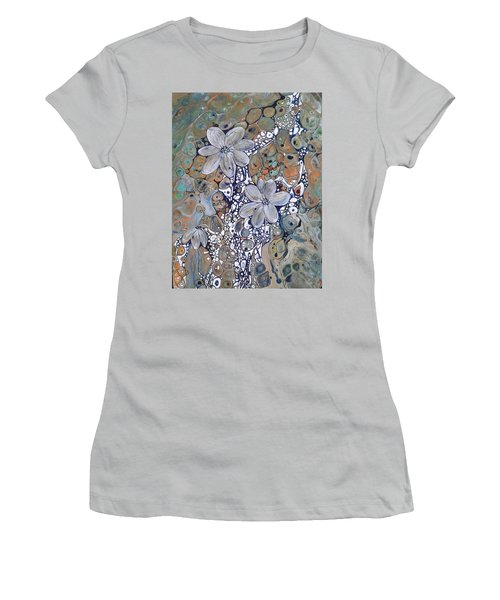 Silver Lining Women's T-Shirt (Athletic Fit)