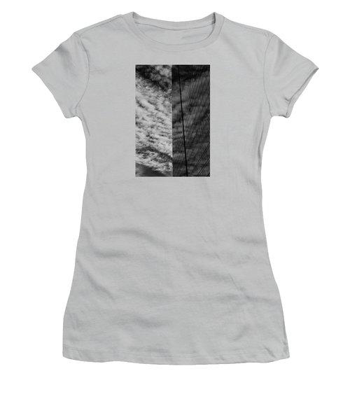 Sky Show Women's T-Shirt (Athletic Fit)
