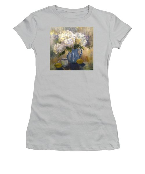 So Happy And Excited To Say That This Women's T-Shirt (Junior Cut) by Jennifer Beaudet