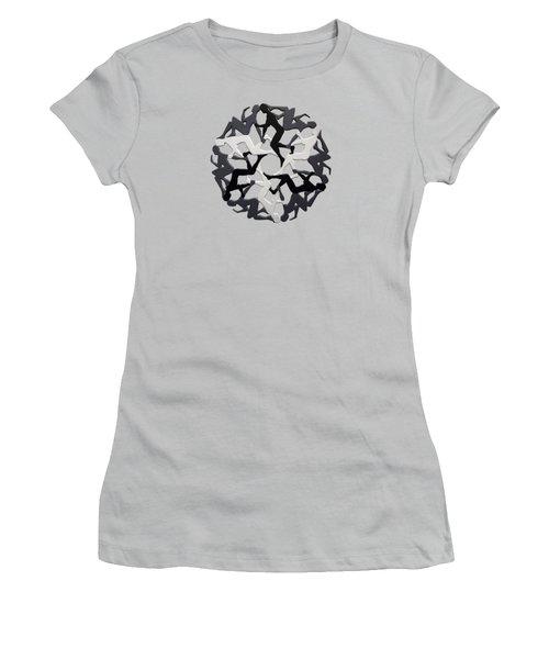 Sol 6 Women's T-Shirt (Athletic Fit)