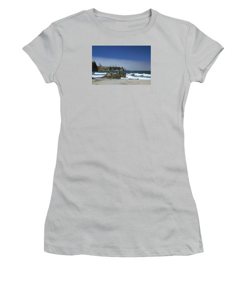 Women's T-Shirt (Junior Cut) featuring the photograph Solitude by Tom Kelly