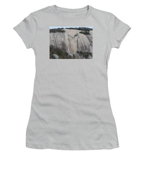 South Face - Stone Mountain Women's T-Shirt (Athletic Fit)