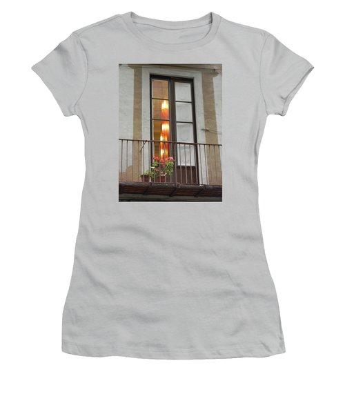 Spanish Siesta Women's T-Shirt (Athletic Fit)