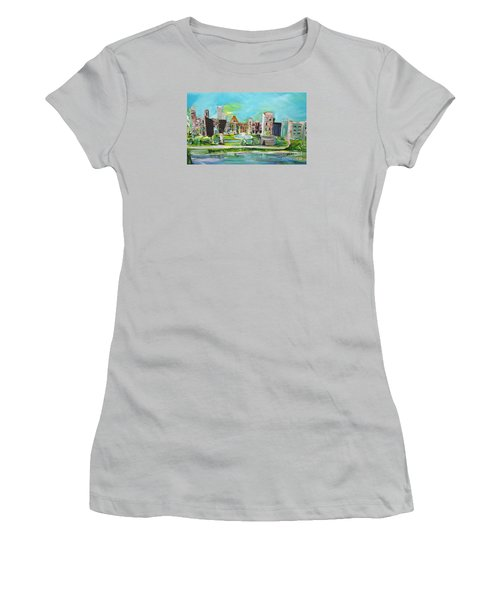 Spellbound Bv Ashford Castle Women's T-Shirt (Athletic Fit)