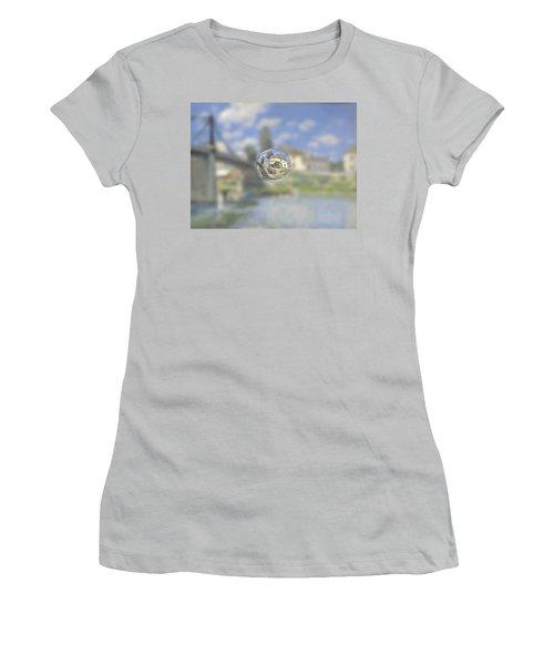 Sphere 18 Sisley Women's T-Shirt (Athletic Fit)