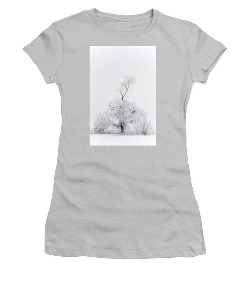 Women's T-Shirt (Junior Cut) featuring the photograph Spirit Tree by Dustin LeFevre
