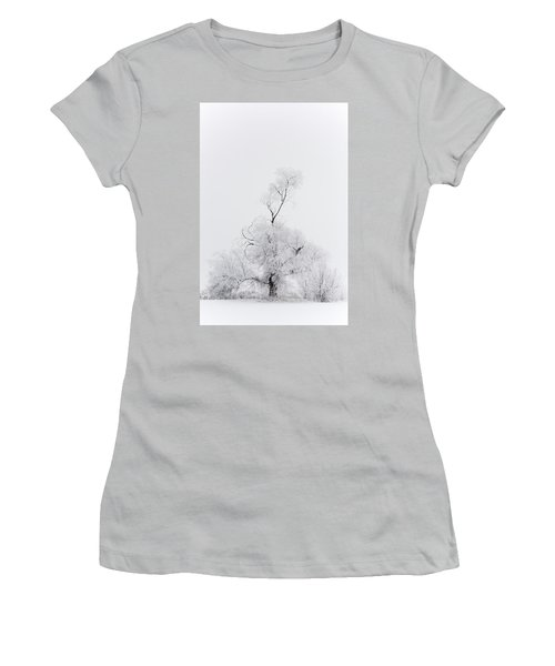 Women's T-Shirt (Athletic Fit) featuring the photograph Spirit Tree by Dustin LeFevre