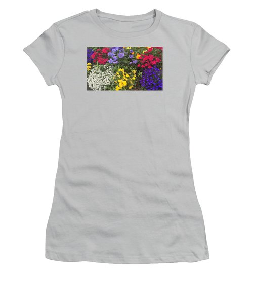 Spring In My Step Women's T-Shirt (Athletic Fit)