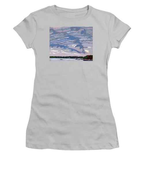 Stable Layer Women's T-Shirt (Athletic Fit)