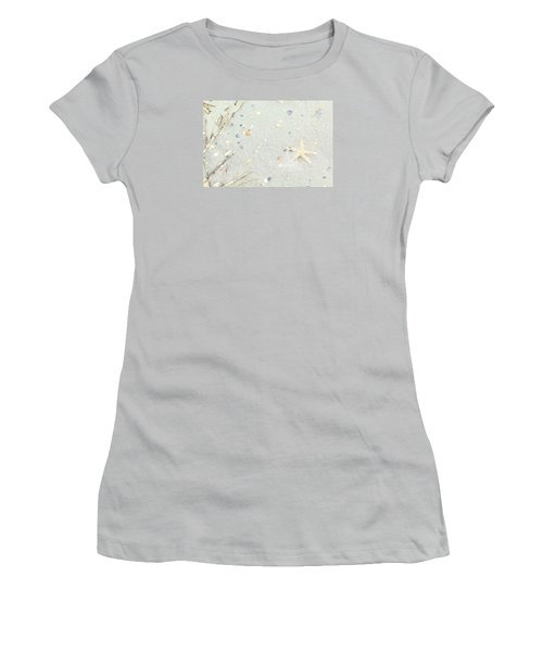 Starfish.... Women's T-Shirt (Athletic Fit)
