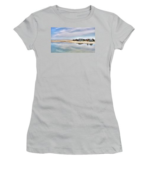Strathmere Women's T-Shirt (Athletic Fit)