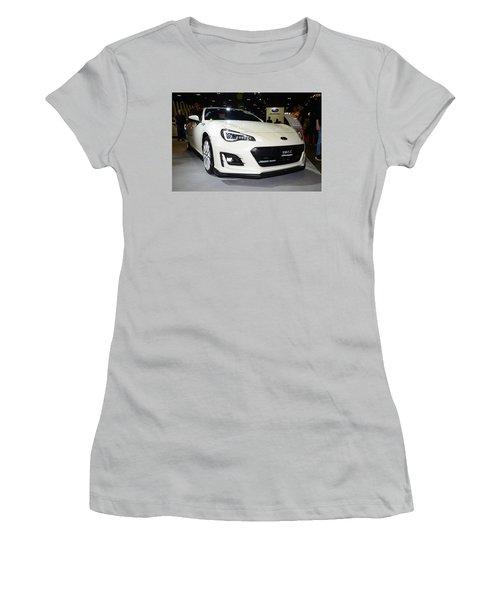 Subaru Brz Women's T-Shirt (Athletic Fit)