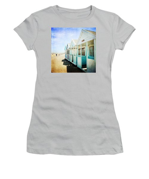 Women's T-Shirt (Athletic Fit) featuring the photograph Summer Breeze by Anne Kotan