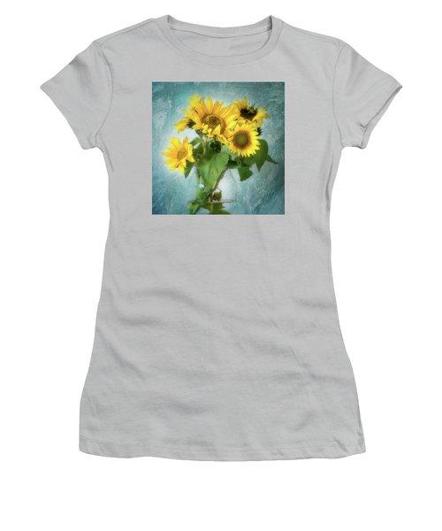 Sun Inside Women's T-Shirt (Athletic Fit)