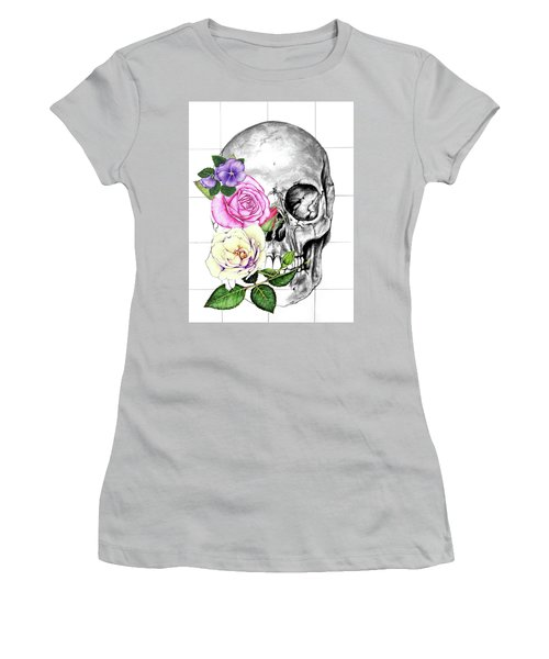 Symbol Of Change Women's T-Shirt (Junior Cut) by Heidi Kriel