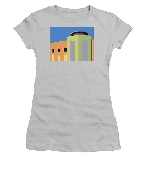 Talin Market Women's T-Shirt (Junior Cut) by Nikolyn McDonald