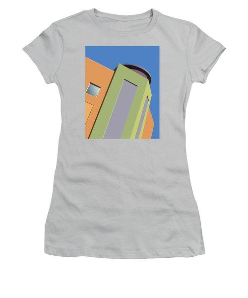 Talin Tilt Women's T-Shirt (Junior Cut) by Nikolyn McDonald