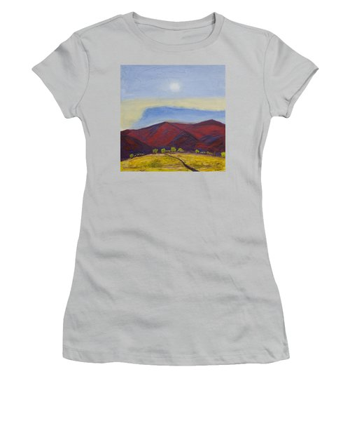 Taos Dream Women's T-Shirt (Athletic Fit)