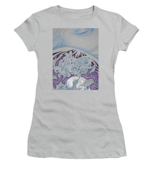 Tattooed Goddess Women's T-Shirt (Athletic Fit)