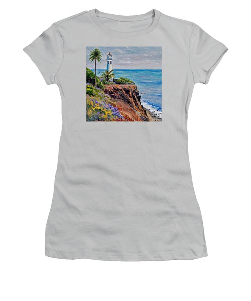 #tbt #artist#impressionism Women's T-Shirt (Junior Cut) by Jennifer Beaudet