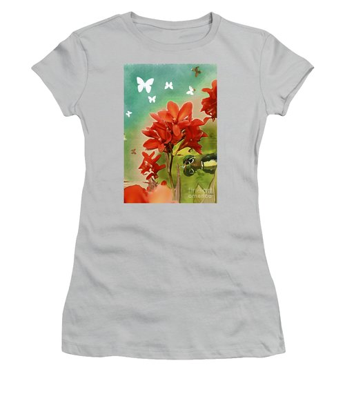 The Beauty Of Nature Women's T-Shirt (Athletic Fit)